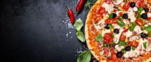 Pizzaabend in den See Terrassen
